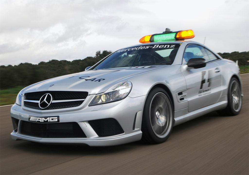 Mercedes Sl63 Amg 2009 F1 Safety Car Photo 3 5629