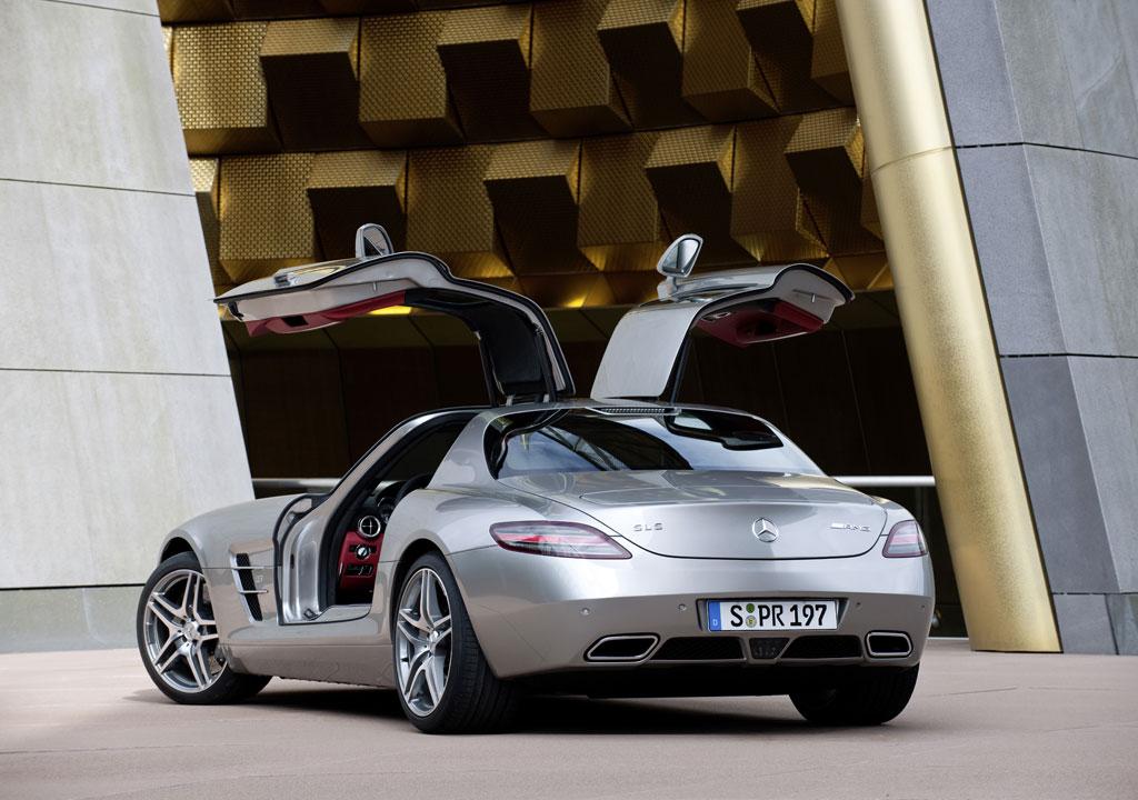mercedes sls. Back to Mercedes SLS AMG