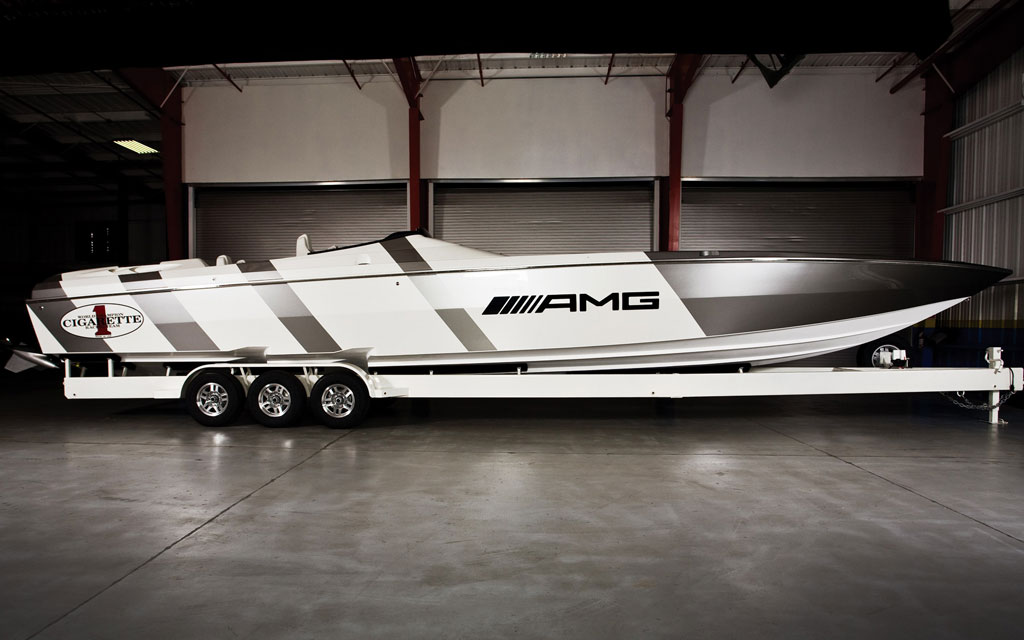 Mercedes boat price for Mercedes benz yacht cost