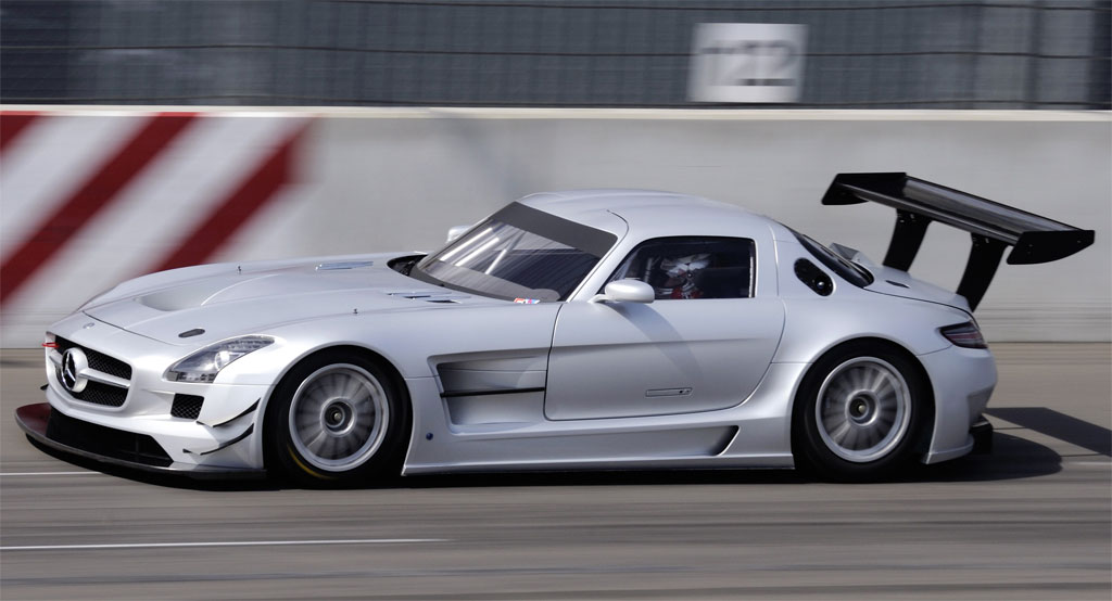 Mercedes sls amg gt3 photo 38 9442 for Mercedes benz sls amg gt3 price
