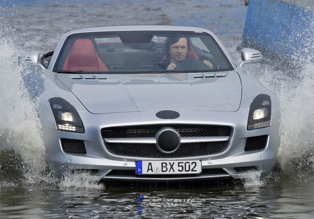 Amg Roadster Mercedes Sls Amg Roadster 2