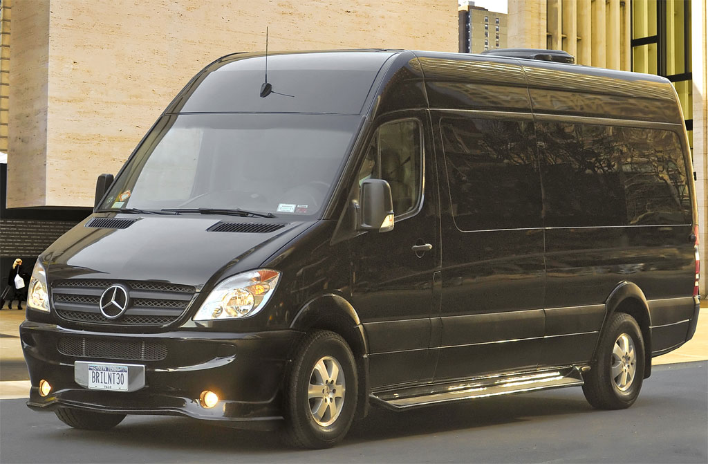 Mercedes Sprinter Brilliant Van Photo 1 10795