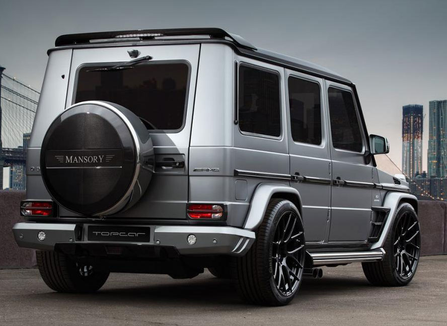 Topcar mercedes g65 amg photo 2 13442 for Mercedes benz g65 price