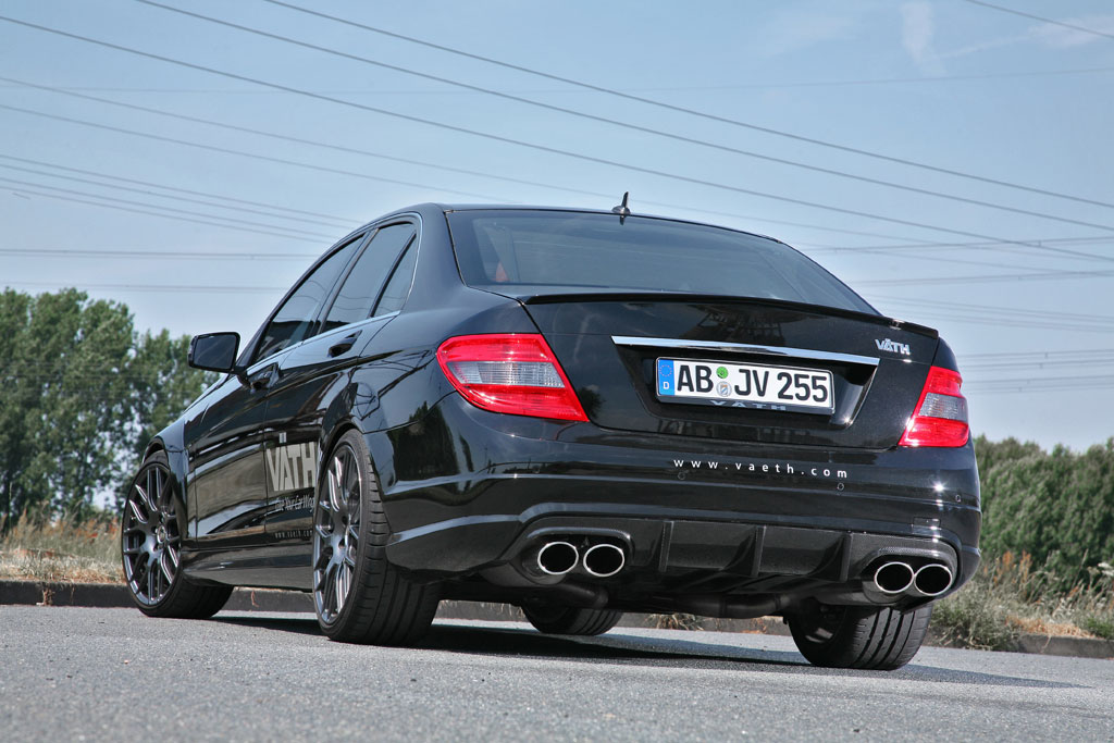 Mercedes C250 Black Vath Mercedes C250 Cgi 11