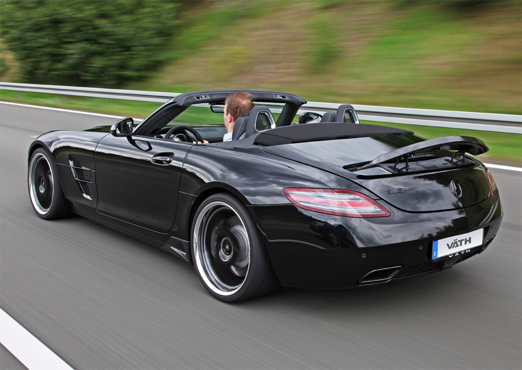 Vath mercedes sls amg roadster photo 2 12438 vath mercedes sls amg roadster 2 publicscrutiny Choice Image