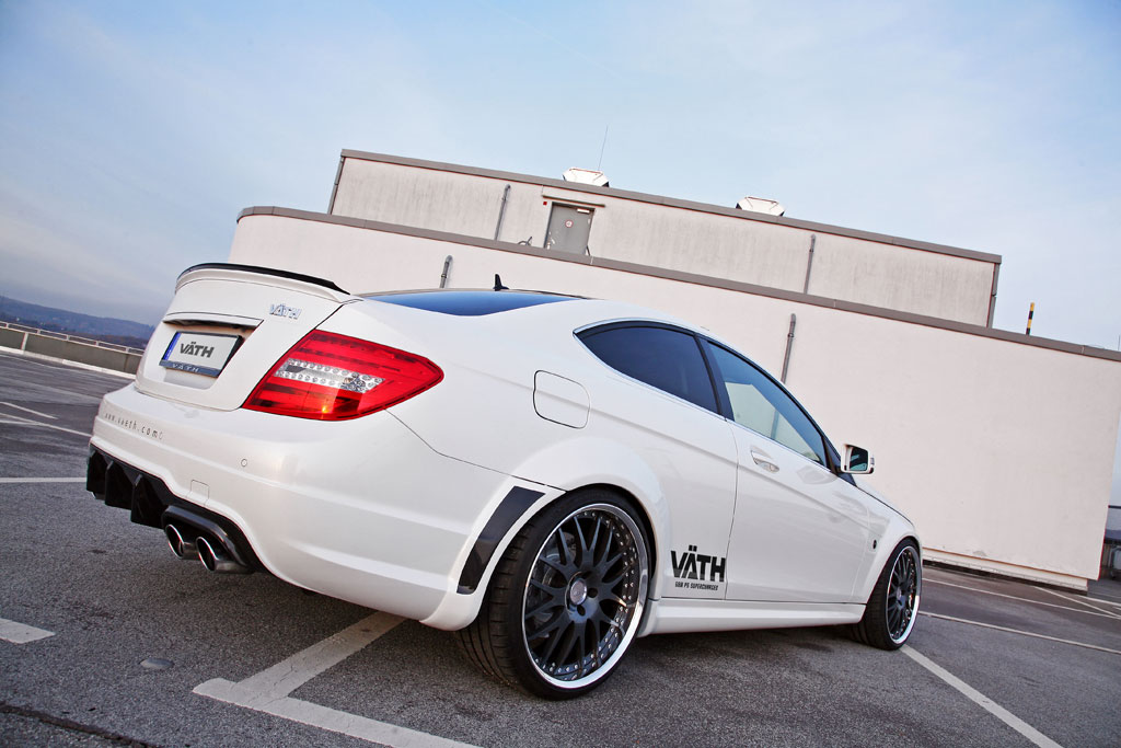 2012 V 228 Th Mercedes C63 Amg Coup 233 Dark Cars Wallpapers