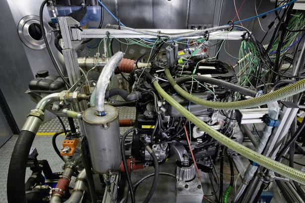 Mercedes 4 cylinder diesel engines