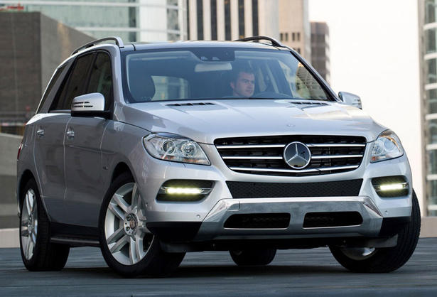2012 mercedes ml price for Mercedes benz usa price list