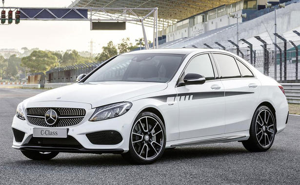 2014 mercedes c class gets amg accessories for Mercedes benz c300 aftermarket accessories
