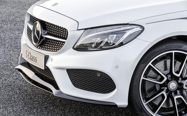 2014 mercedes c class gets amg accessories for Mercedes benz c300 accessories