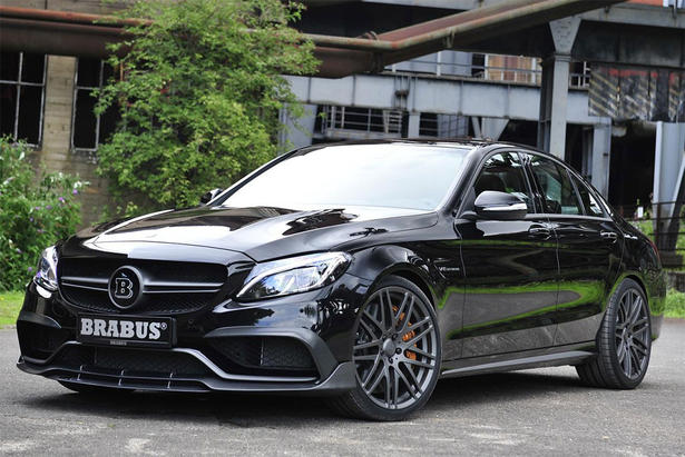 2015 brabus mercedes c63 amg for Mercedes benz c600 price