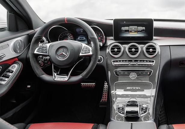 More on the 2015 Mercedes C63 AMG Estate: Specs, Equipment