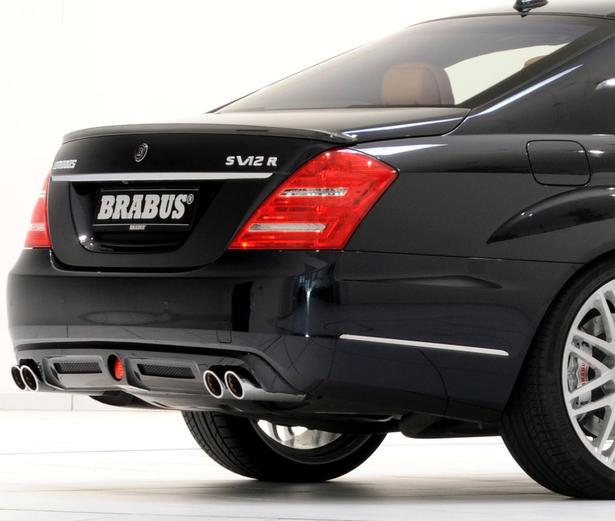 2011 Brabus Sv12 R Biturbo 800. BRABUS SV12 R Biturbo 800