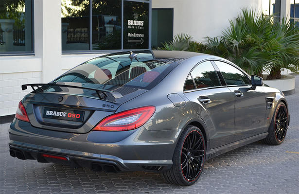 Brabus mercedes cls63 amg for Mercedes benz cls 63 amg price