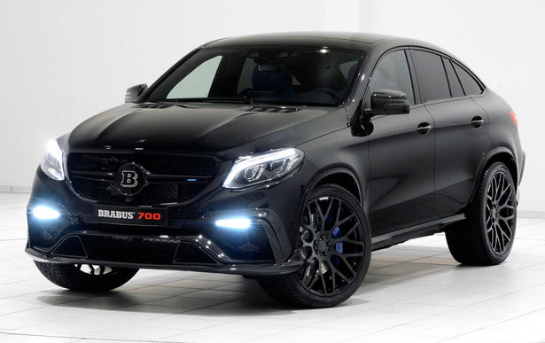 Brabus Mercedes Gle63 Amg Powerkit And Body Kit