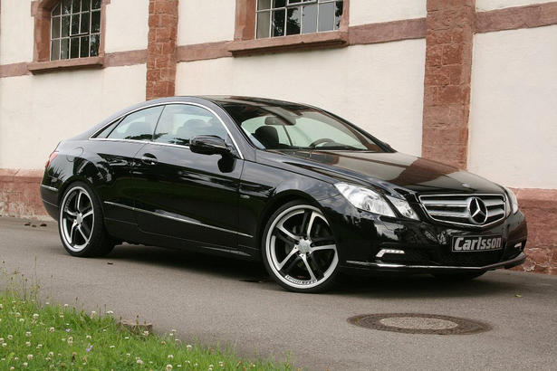 carlsson 2010 mercedes e class coupe. Black Bedroom Furniture Sets. Home Design Ideas
