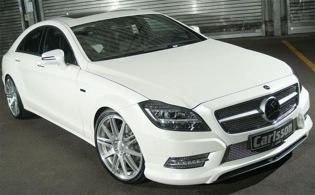 Carls Buick Gmc >> Carlsson Mercedes CLS63 AMG