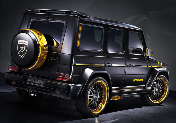 Hamann mercedes g65 amg spyridon for Mercedes benz g65 price