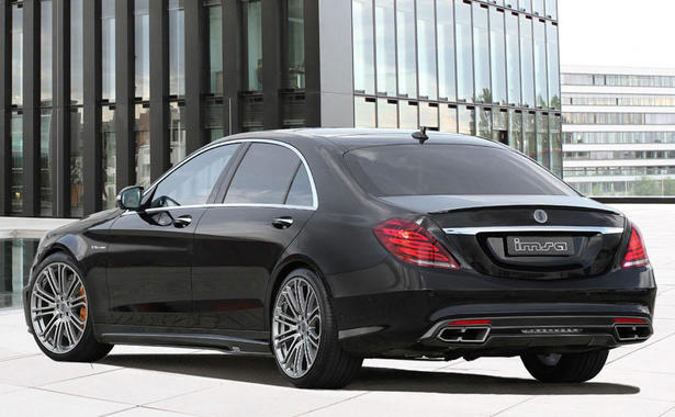 2014 mercedes s63 amg powerkit by imsa 720 hp for Mercedes benz s63 2014 price