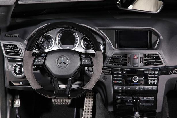 2014 Mercedes E Class Body Kit By Mec Design