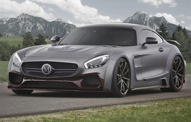 Mercedes Amg Gt S Wide Body Kit And Powerkit By Mansory