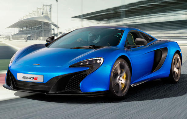 McLaren 650S: US Pricing And Specifications