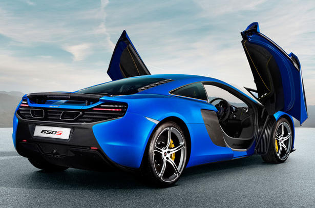 mclaren 650s us pricing and specifications. Black Bedroom Furniture Sets. Home Design Ideas