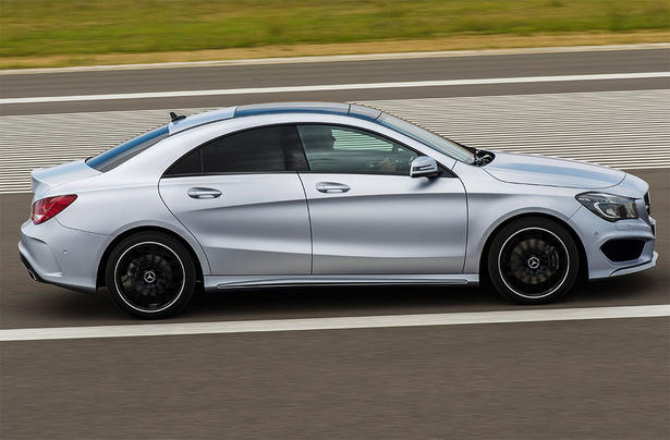 Mercedes CLA UK Price