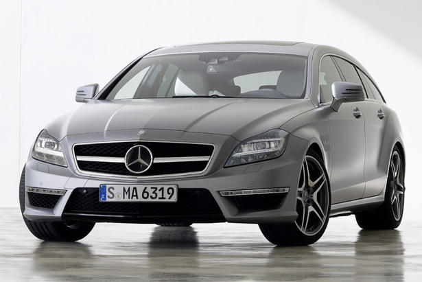 Mercedes cls63 amg shooting brake price for Mercedes benz cl 63 amg price