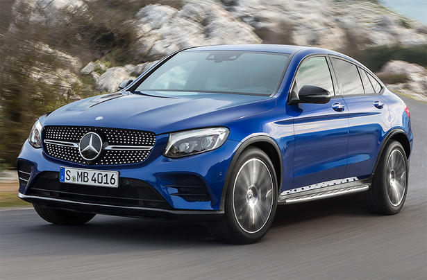 mercedes glc coupe specifications equipment. Black Bedroom Furniture Sets. Home Design Ideas