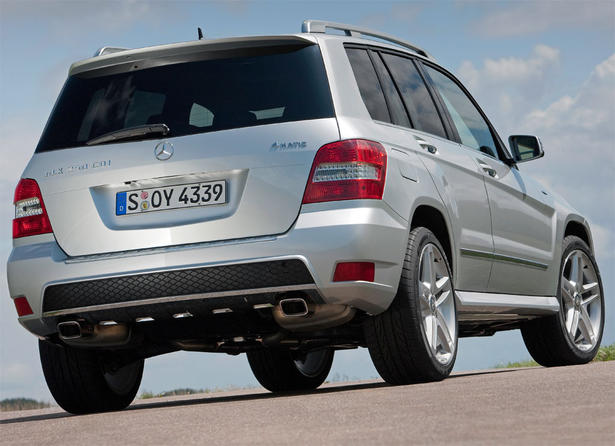 mercedes glk 220 cdi and glk 250 cdi 4matic blueefficiency. Black Bedroom Furniture Sets. Home Design Ideas