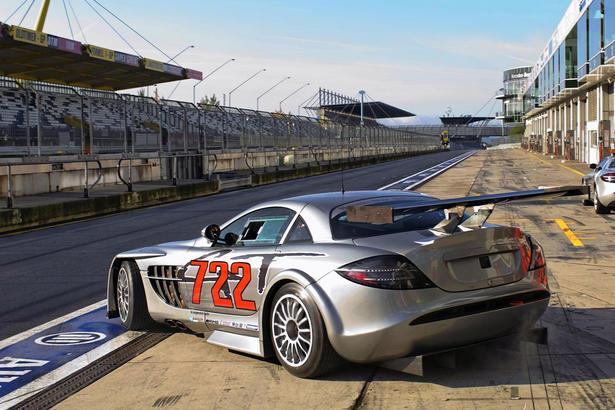 Mercedes mclaren slr 722 gt price for Mercedes benz slr price