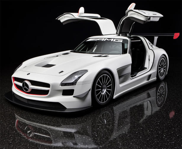 Mercedes sls amg gt3 price for Mercedes benz sls price