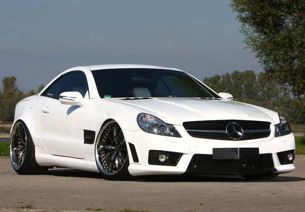 Pp Exclusive Mercedes Sl63 Amg