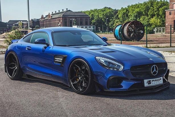 Prior Mercedes Amg Gt S Widebody