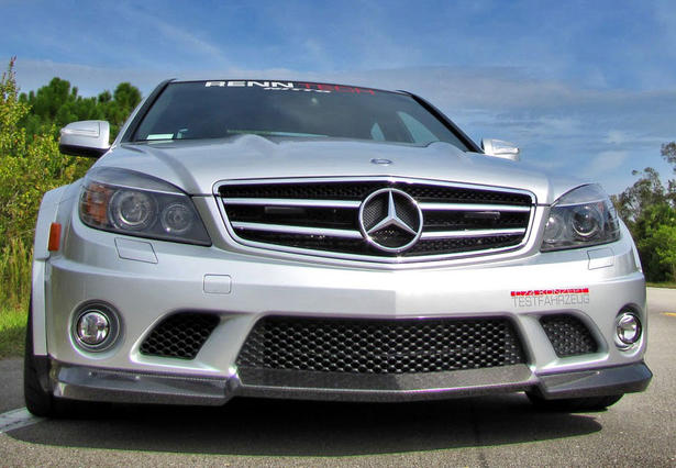 RENNtech C74 Mercedes C63 AMG Widebody