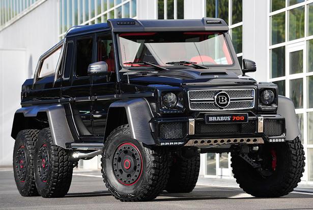 Texas armoring mercedes g63 amg 6x6 for Mercedes benz g class 6x6