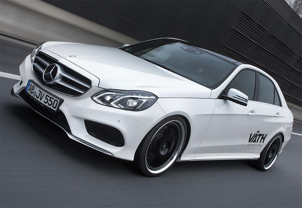 2014 mercedes e500 power kit and body kit by vath for 2014 mercedes benz e350 coupe accessories