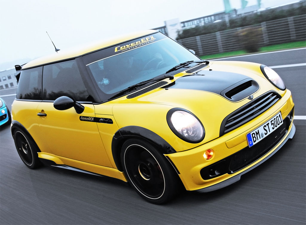 Coverefx Mini Cooper Jcw Gp R53