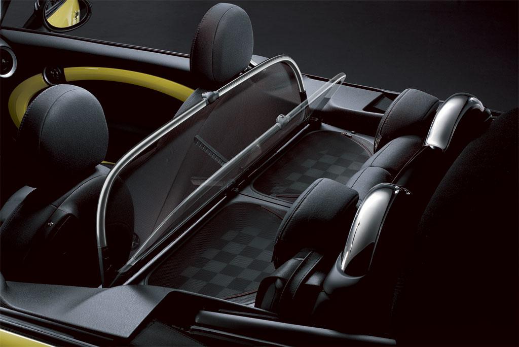 Mini Cooper Car >> MINI Cooper Convertible accessories Photo 2 5130