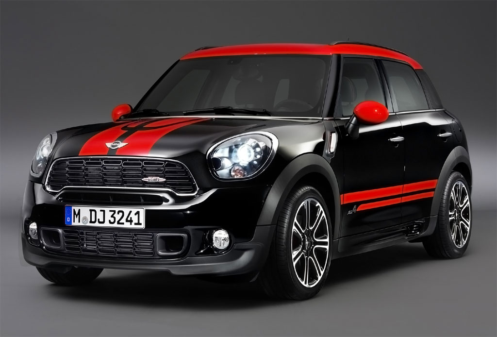 Mini Countryman Jcw Photo 1 12147
