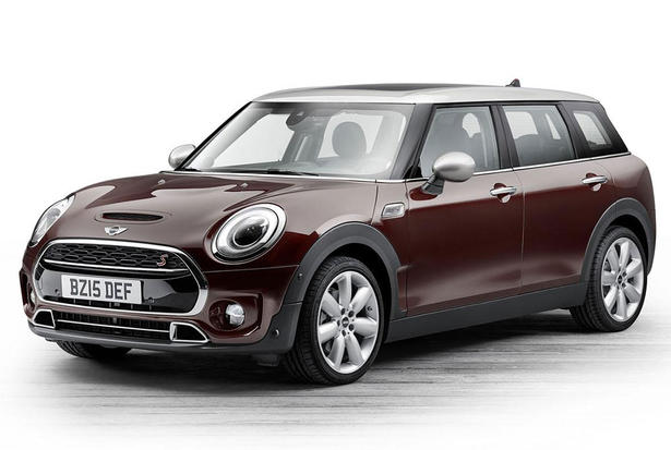 mini reveals 2016 clubman. Black Bedroom Furniture Sets. Home Design Ideas