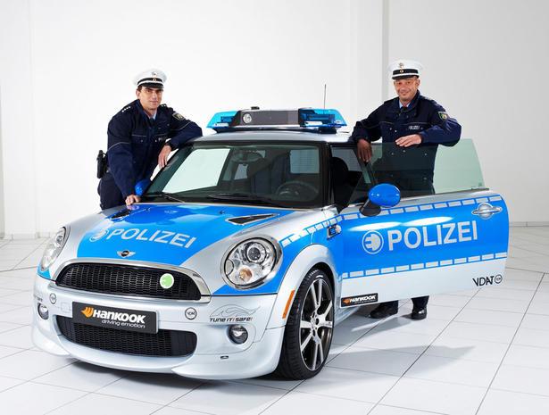 Ac Schnitzer Mini Cooper Police