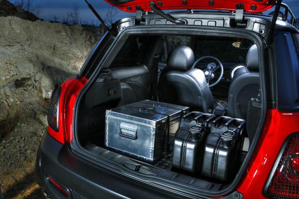 Dsquared2 Mini Cooper S Revealed