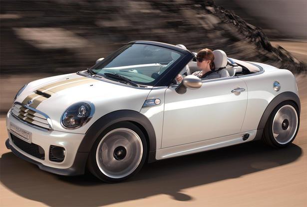 Mini roadster spy video - Mini cooper coupe occasion ...