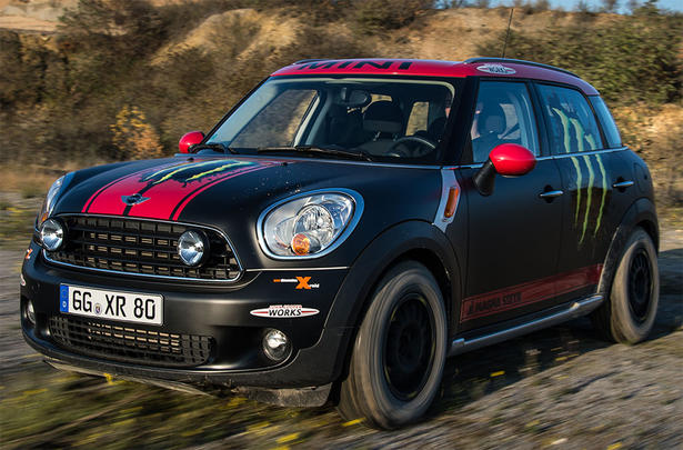 Cooper Tire Dealers >> Mini Countryman Off Road Package