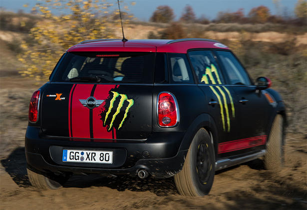 Cooper Off Road Tires >> Mini Countryman Off Road Package