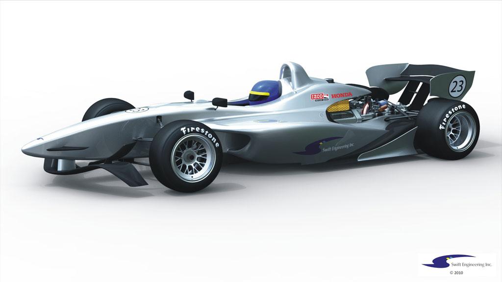 Swift Engineering Race Cars