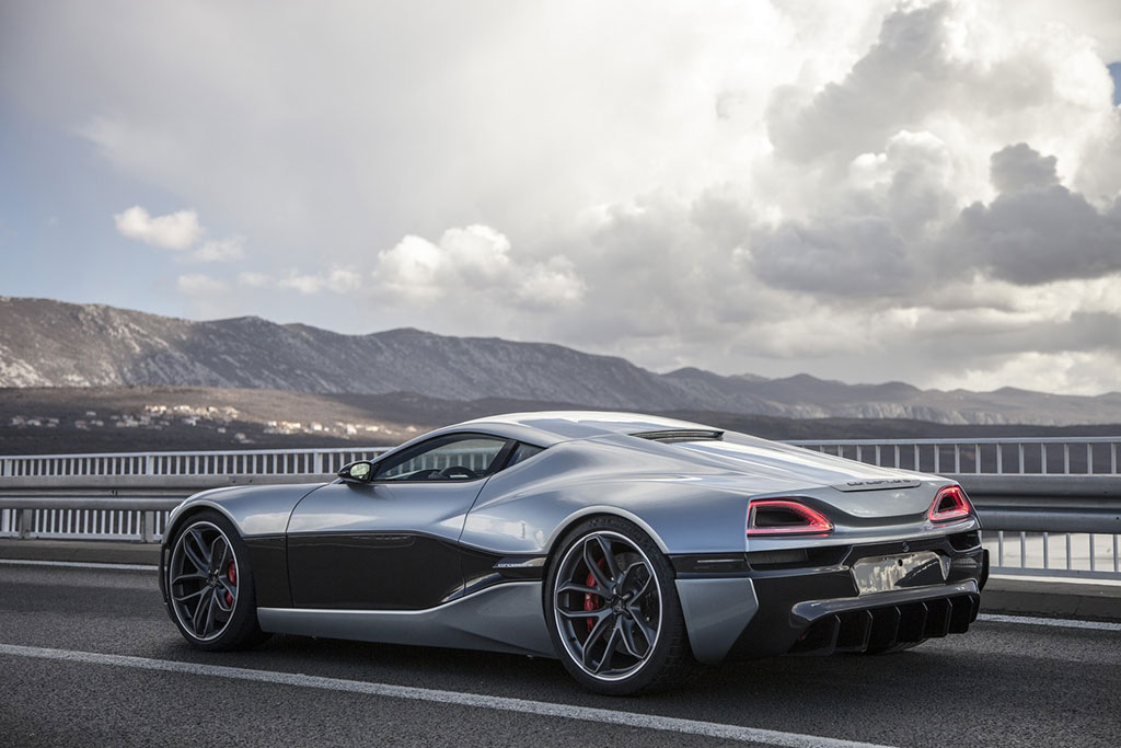 Awesome 2016 Rimac Concept One Photo 26 14912