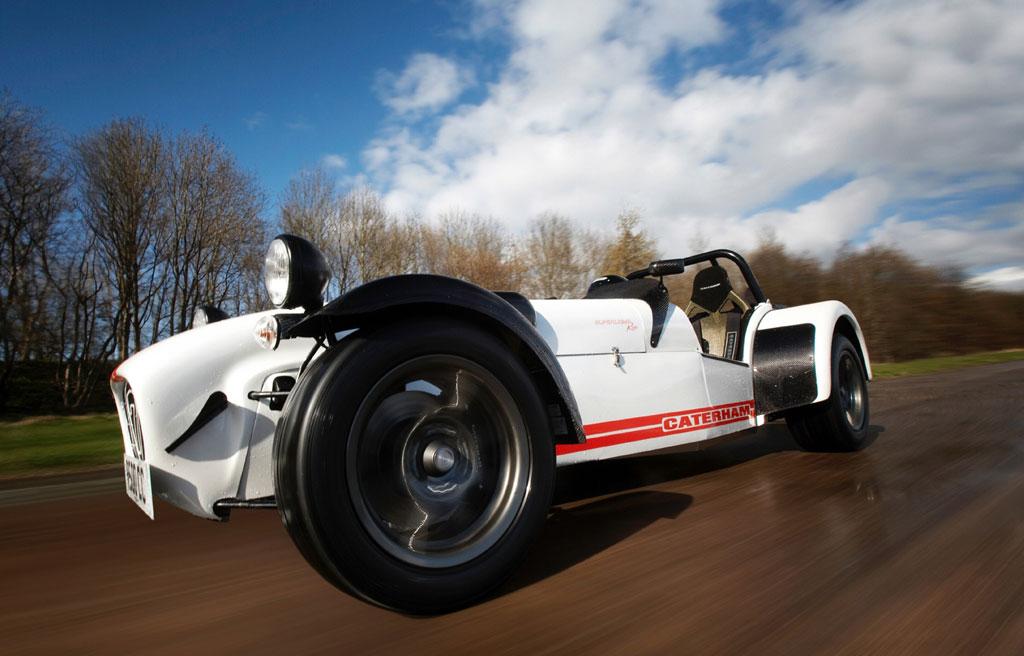 Caterham R500 Top Gear 2008 Coty Photo 2 5063